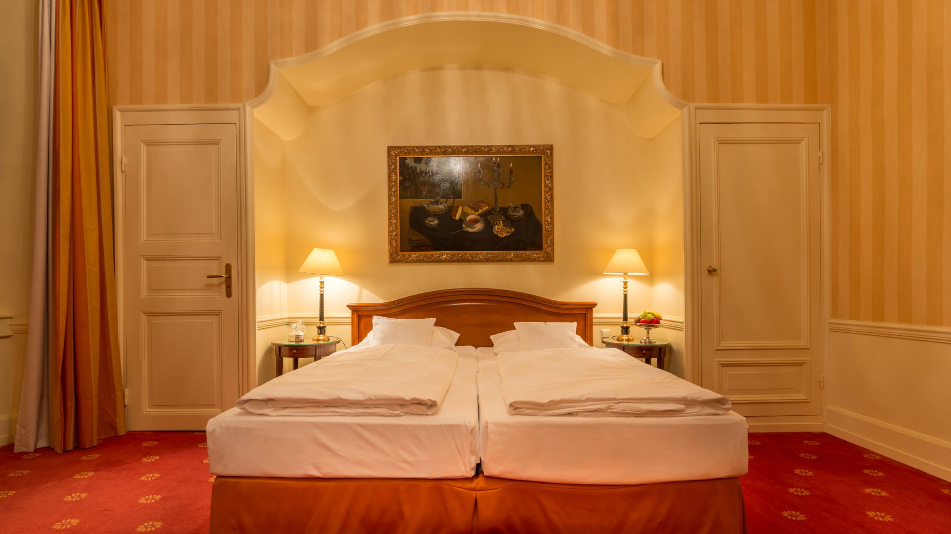 Premium Double Room Allee Side