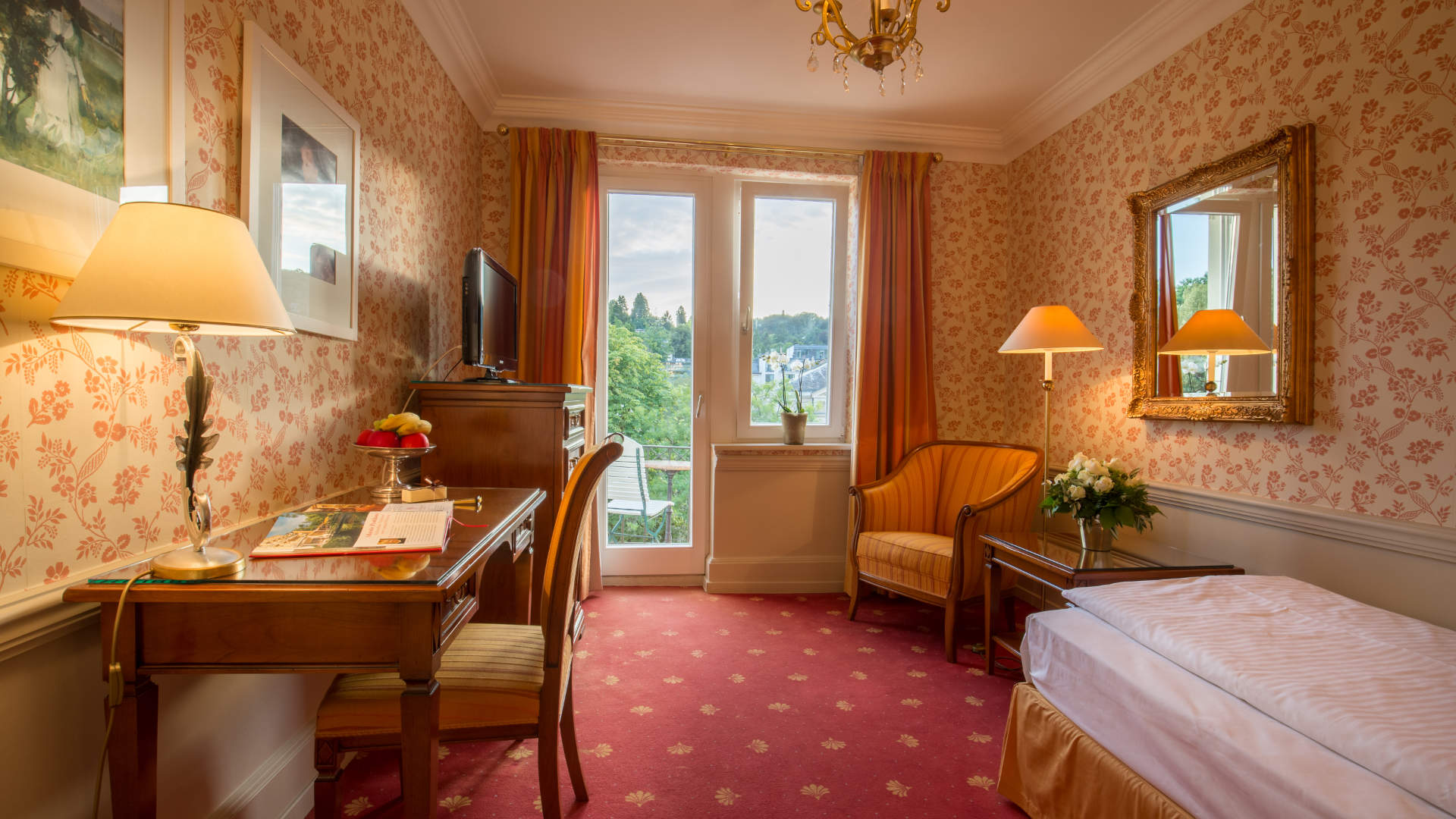 Premium Single Room Allee Side
